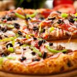 итальянская пицца фото