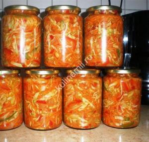 овощи по-корейски фото