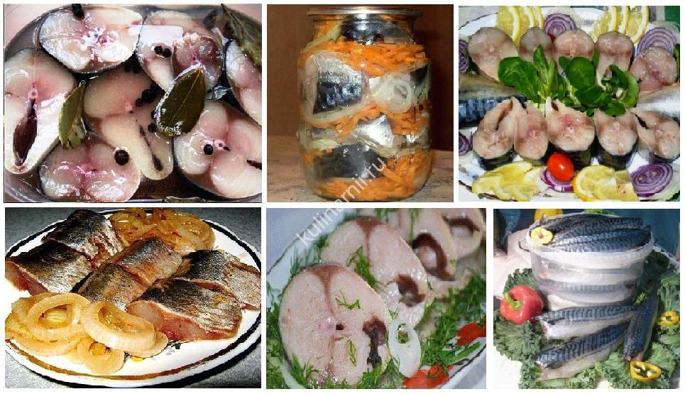 Рецепт солёной рыбы в домашних условиях
