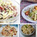 6 салатов с ПЕКИНСКОЙ КАПУСТОЙ фото