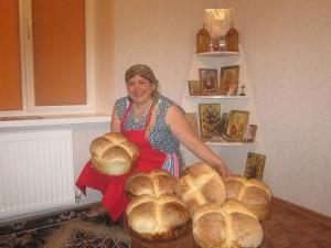 Домашний хлеб как у бабушки