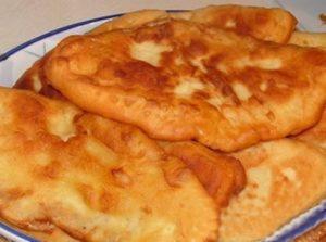 Тонкие пирожки с картошкой - Крестьянские
