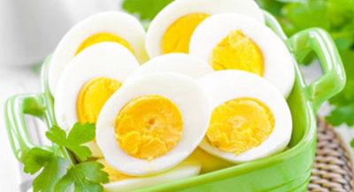 Диета с вареными яйцами – сбросьте 24 кг за 2 недели!