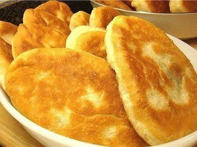 """Тонкие пирожки с картошкой """"Крестьянские"""" - Вкус.... Просто не передать словами!"""