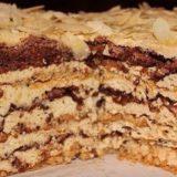Торт-безе Агнес Бернауэр