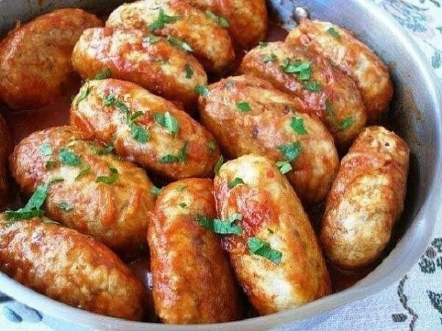 Гречаники - обалденно вкусный рецепт для филе!