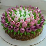 Сказочно красивый тортик