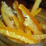 Цукаты Апельсиновые (из апельсиновых корок)