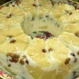 Восхитительный десерт «Старая Рига»