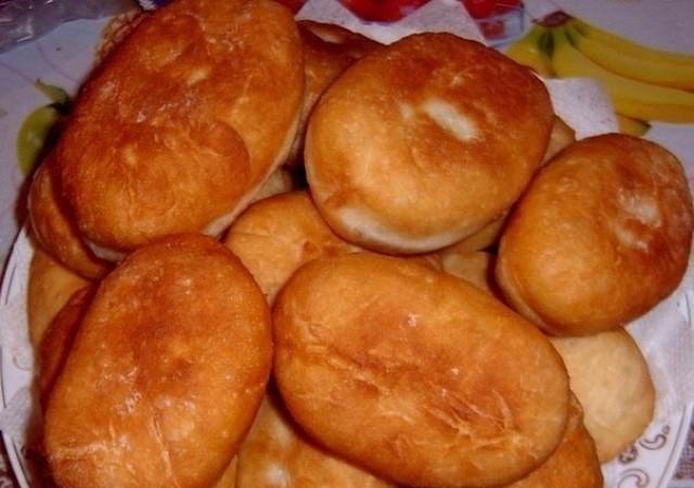 Обалденное тесто для пышных пирожков