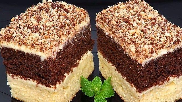 Пирожное «Сметанник»: вкус детства из школьной столовой