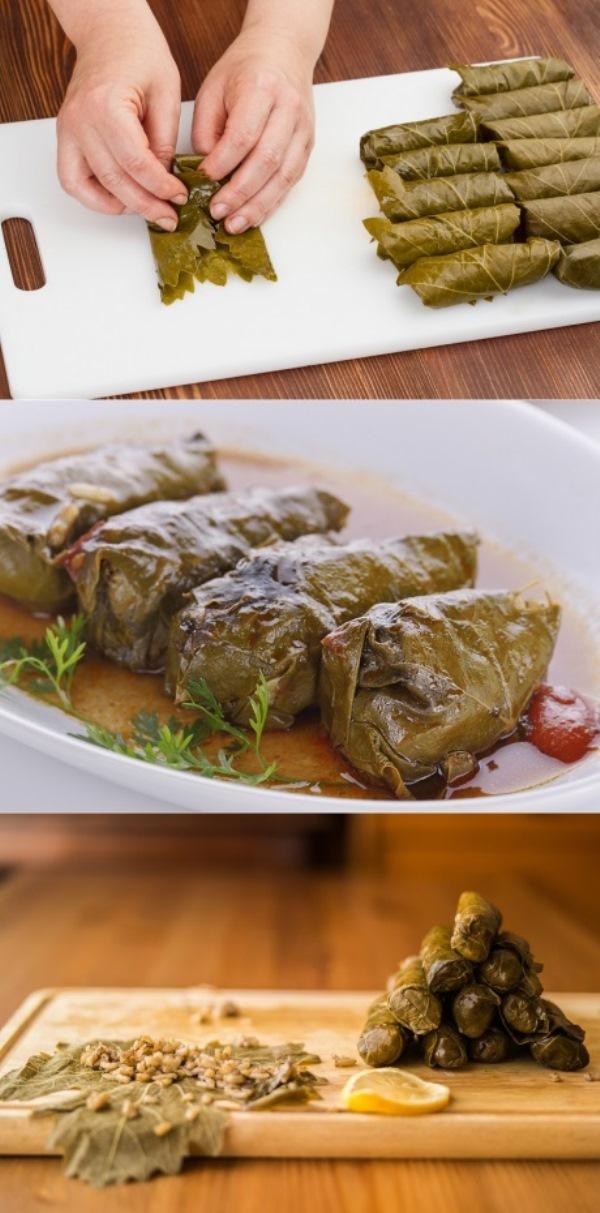 Долма — королева кавказских блюд! Ароматная, истекающая соком и почти не требующая жевания. Если разобраться, то ненамного сложнее хороших пельменей.