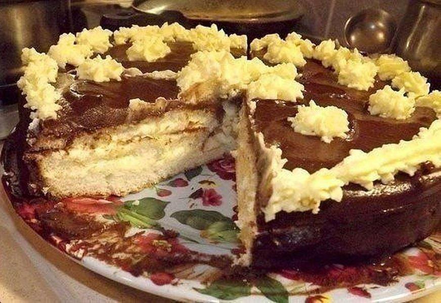 Торт Чародейка (быстрый вариант) — самый лучший рецепт! Ну оочень вкусно. Улетает моментально.