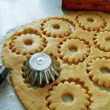 Песочное тесто от Пьера Эрме. Этот рецепт люблю за его простоту и быстроту приготовления!