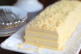 Тортик «Славянка» имеет головокружительный успех! Пальчики оближешь, настолько вкусно
