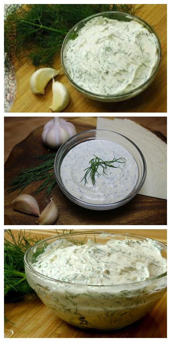 Чесночный соус - отличное дополнение практически к любому блюду, особенно к жареной картошке.
