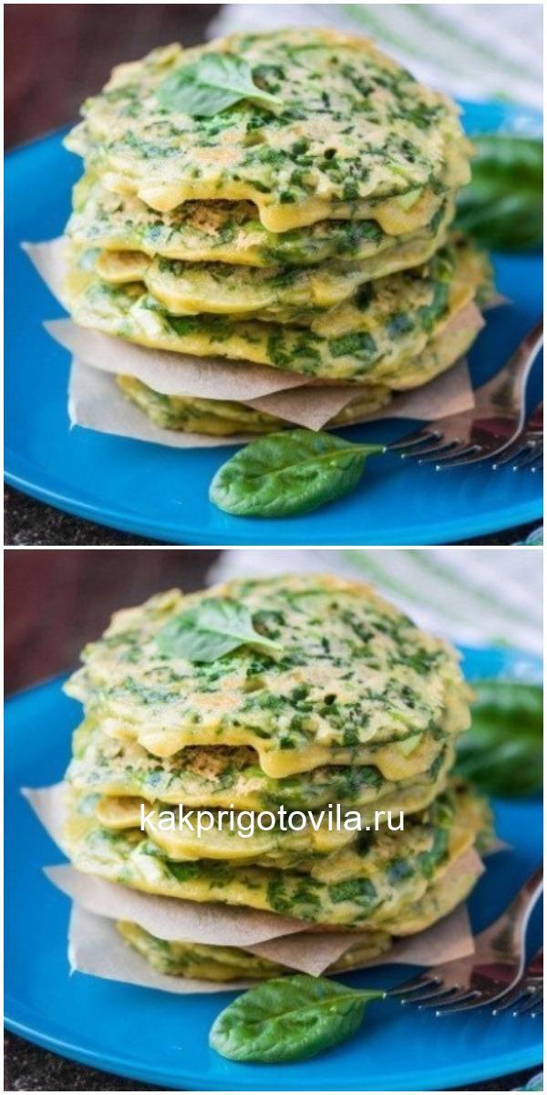 Вкуснейшие и полезнейшие оладушки из брокколи с сыром
