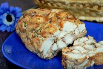 Мраморный мясной орех - пальчики оближешь