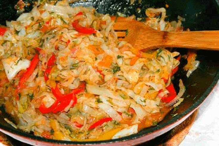 Как приготовить кулинарный шедевр из простой капусты!