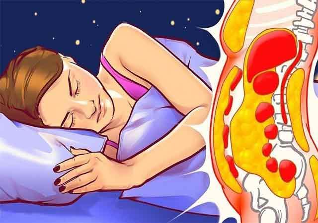 7 ошибок перед сном, из-за которых растёт вес.