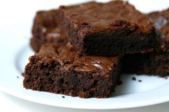 шоколадный пирог брауниc