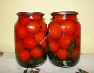 маринованные помидоры фото