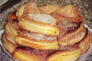 печенье из творога рецепт