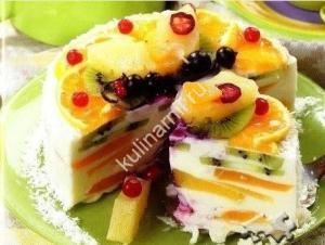 творожный торт фото