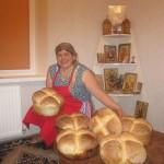 Домашний хлеб на кефире фото