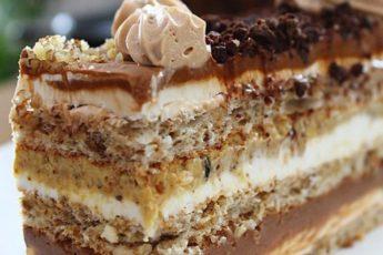 Хорватский торт делаю на все торжества. Не сравнить с магазинным - объеденье.
