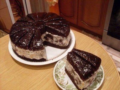 Делаю этот тортик «Африканская ромашка» каждые выходные. Простой рецепт, а детям сколько радости!