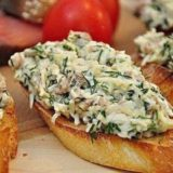 Бутерброды с пeчeнью трecки