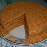 """Очень вкусный рецепт Торта """"Медовик"""""""