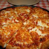 Пицца (самая быстрая) на сковороде за 10 минут