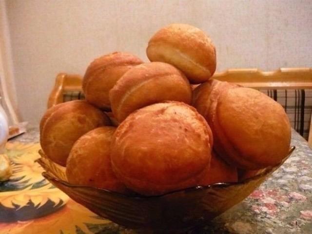 Пончики вкуснющие