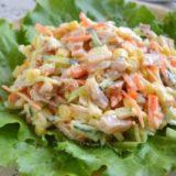 Салат Венецианский -Простой, вкусный и сытный праздничный салат.