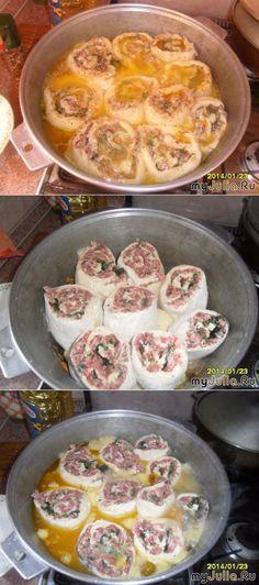 Бюфелдэ  Не смогла остаться равнодушной к этому интересному блюду, оно такое же фантастическое, как и его название.