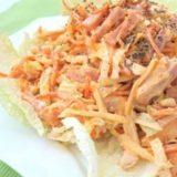 Вкусный и сытный салат Анастасия из очень доступных ингредиентов