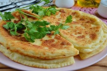 Хачапури к завтраку — легко!
