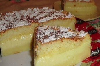 Самое умное и самое вкусное пирожное! пирожное на самом деле умное, во время выпечки оно само делится на слои! А вкус…пальчики оближешь!
