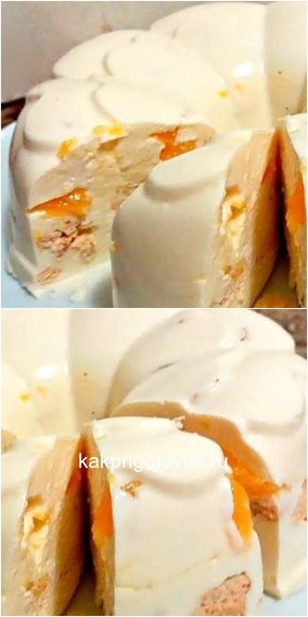 Нежный тортик без выпечки с массой пользы. МИНИМУМ УСИЛИЙ, МАКСИМУМ УДОВОЛЬСТВИЯ!
