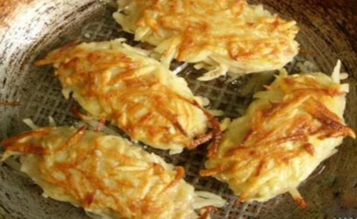 Сочная, ароматная начинка и невероятно хрустящая картофельная корочка приведут в восторг кого угодно…