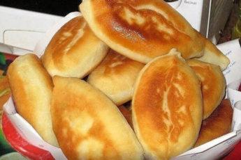 Пирожки с картошкой - бомба