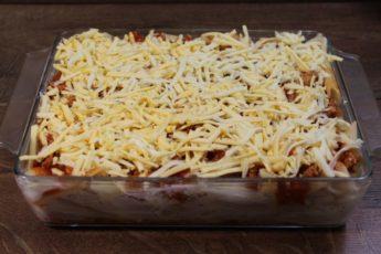 Так макароны я еще не готовила. Все ингредиенты просто созданы для этого блюда