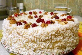 Торт «Наполеон» по семейному рецепту