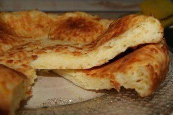 ЛЮБИМЫЙ завтрак МОЕГО МУЖА с СЫРОМ БЕЗ особой ВОЗНИ (рецепт хачапури)