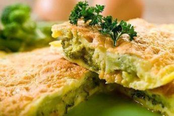 Омлет с капустой - просто, быстро, вкусно!