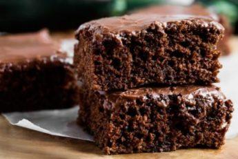 Рецепт вкуснейшего шоколадного кекса на кефире