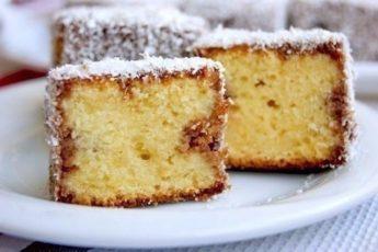 Обалденное пирожное - рецепт бомба