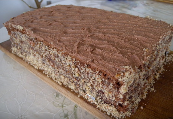 Лучший тортик моей бабушки! Из простых продуктов можно приготовить вот такую вкуснятину